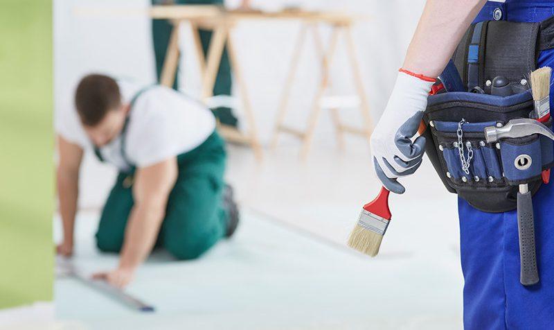 Kosten zum Renovieren einer Mietwohnung
